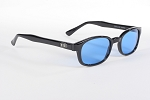 KD Original Sunglasses - Blue Lens