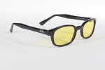KD Original Sunglasses - Yellow Lens