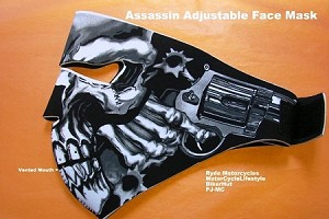 Assasin face mask